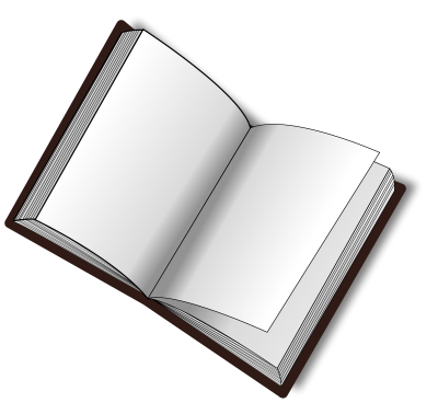 Open Book Clipart Photos