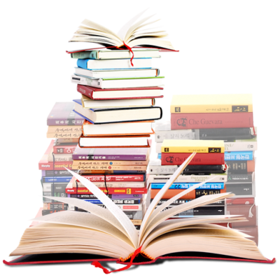 Books Transparent PNG Images