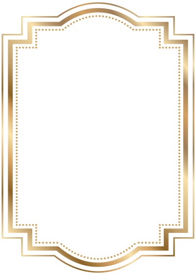 Patterned Yellow Photo Border Clipart, Frame, Camera, Portrait PNG Images