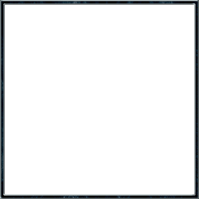 Transparent Square Black Border Picture Frame, Black And White, Editing PNG Images