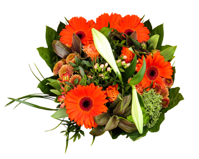 Bouquet Floral Photos PNG Images