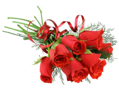 Bouquet Of Flowers, Red Rose Bouquet PNG Images