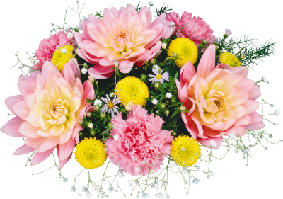 Bouquet Transparent Background PNG Images