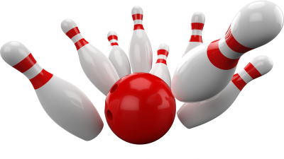 Red Ball, Bowling Clipart HD PNG Images