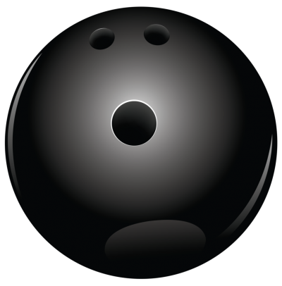 Black Bowling Ball Transparent Picture PNG Images