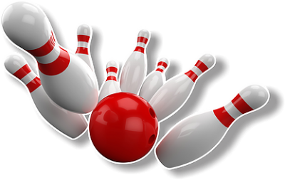 Bowling Simple PNG Images