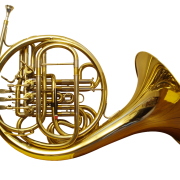 Gold Brass Band Instrument Png Transparent Images