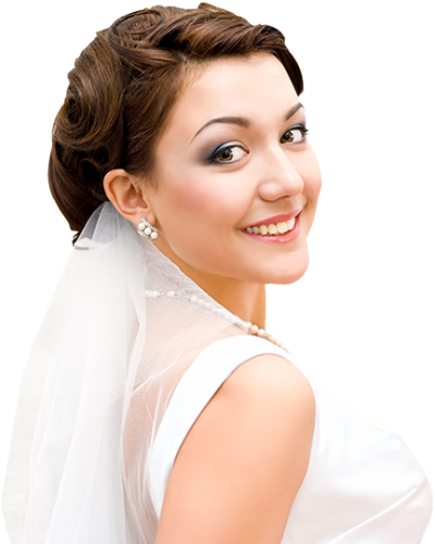 Beautiful Bride Png PNG Images