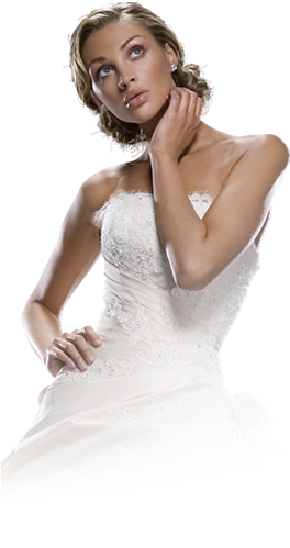 Dark And White Bride Png PNG Images