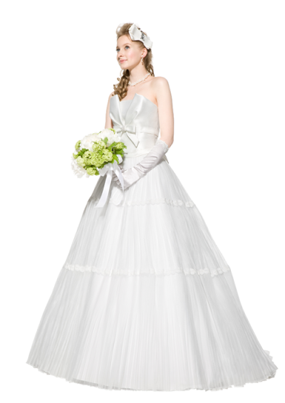 Simple Bride Png