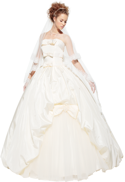 Wedding Dress Png Picture