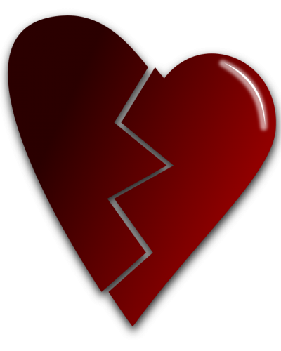 Broken Heart Transparent PNG Images