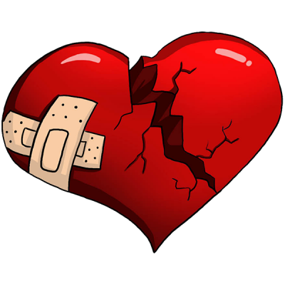 Photos Broken Heart PNG Images