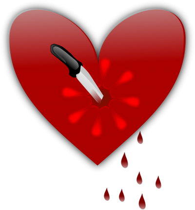 PNG Clipart File Broken Heart