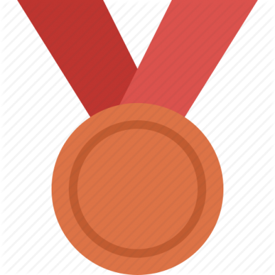 Award, Bronze, Medal, Prize, Win, Winner Icon Png