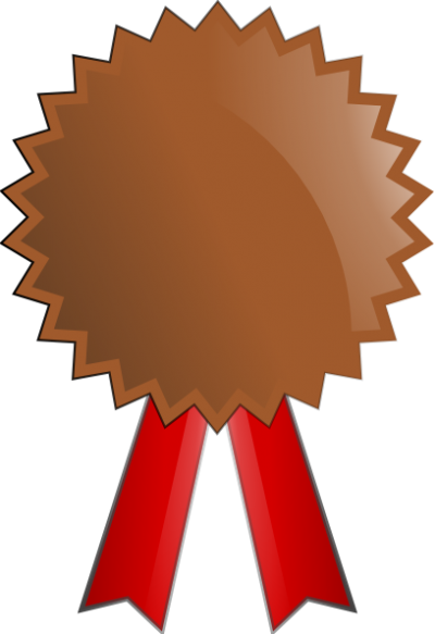 Bronze Medal Png Clipart