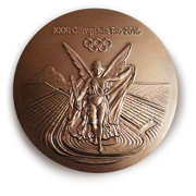 Bronze Medal Png Transparent