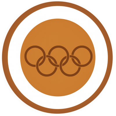 Champions Bronze Medal Png PNG Images