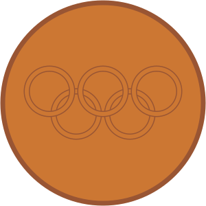 For Champions Bronze Medal Png