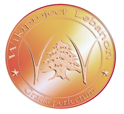 Lebanon Bronze Medal Png PNG Images