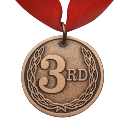 Old Bronze Medal Png Transparent Images