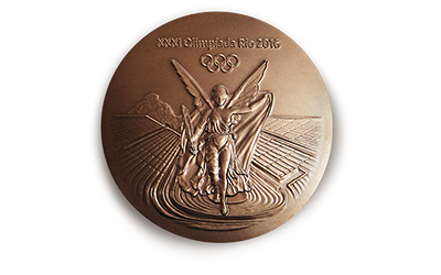 Original Bronze Medal Png Transparent PNG Images