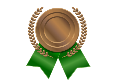 The Green, The Bad And The Ugly Bronze Medal Png PNG Images