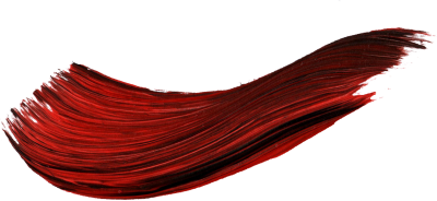 Black Red Mixed Paint Brush Stroke Free Transparent PNG Images