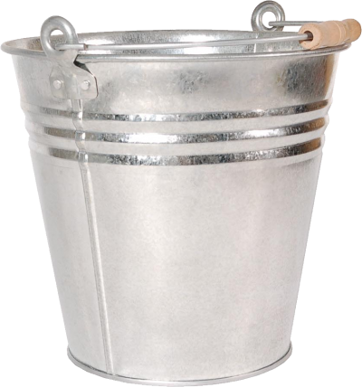 Download Iron Bucket PNG PNG Images