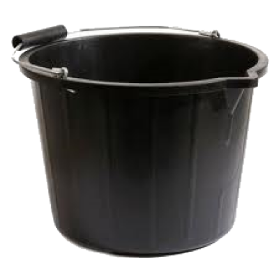 Black Bucket High Quality PNG PNG Images
