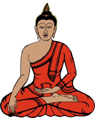 Buddha Transparent Background PNG Images