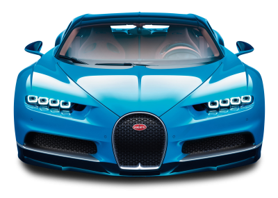 Download Blue Bugatti PNG PNG Images