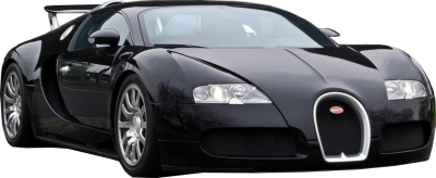 Bugatti Cut Out PNG Images