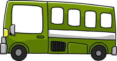 Green Bus HD Photo Png PNG Images