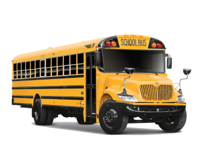 Big Bus For School PNG Images