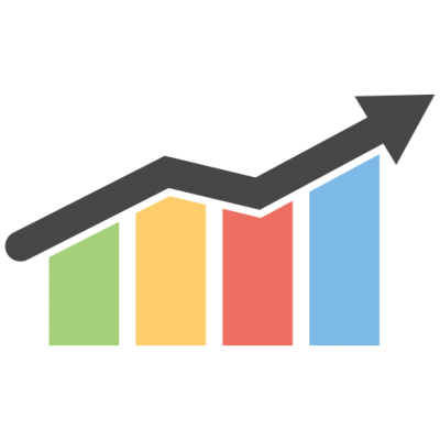 Business Graph, Business Growth, Growth Icon Pictures