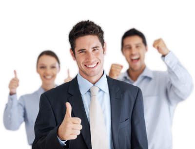Happy, Smile, Business People Hd Image