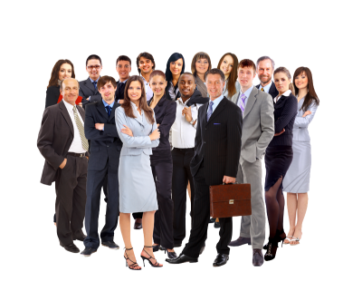 Business People Group PNG Free PNG Images