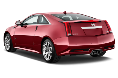 Red Cadillac Car PNG Icon PNG Images