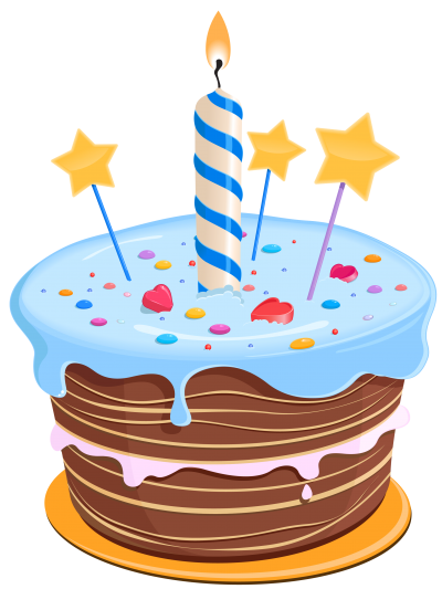 Cake Birthday Picture PNG Images