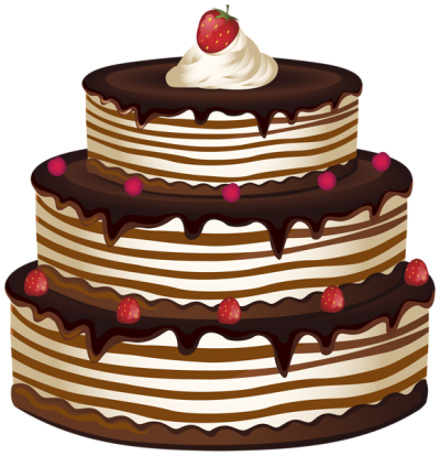 Cake Free Cut Out Picture PNG Images