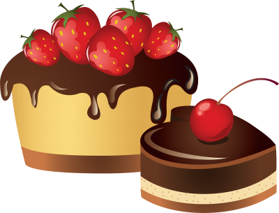 Cake Cut Out Image PNG Images
