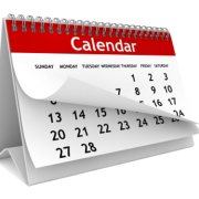 Download CALENDAR Free PNG transparent image and clipart