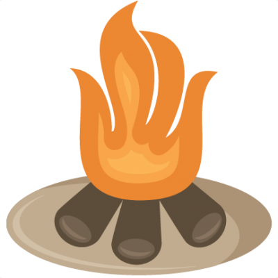 Icon Clipart Campfire PNG Images