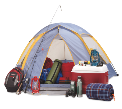 Campsite, Camping Pack PNG Picture PNG Images