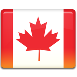 Canada Flag Icon Design Png