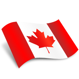 Canada Flag Icon Png PNG Images