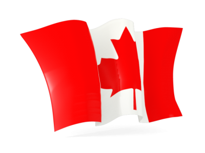 Waving Flag Of Canada Pictures