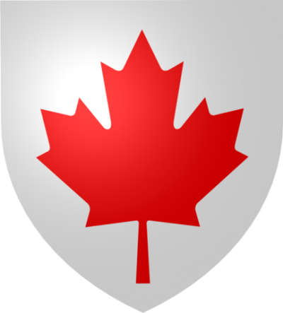 Canada Leaf Embleme Pictures PNG Images