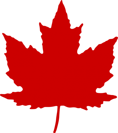 Canada Leaf Png PNG Images